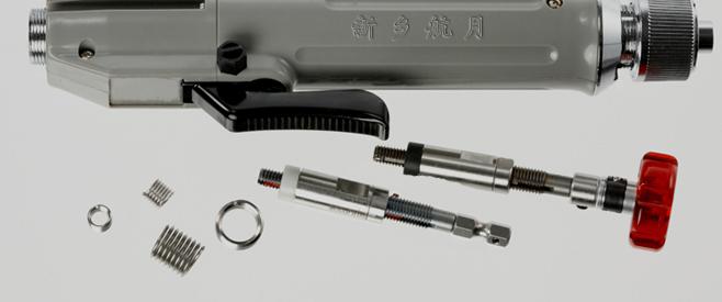 无尾螺套工具